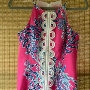 Lilly Pulitzer Annabelle  NWOT Top Size 2